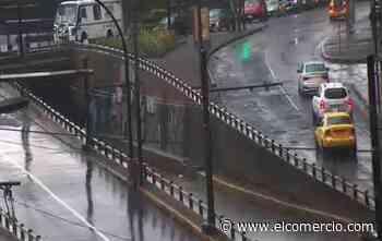 Lluvias en Quito se deben a ingreso de humedad en el sector norte de Ecuador