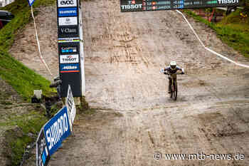 Downhill-WM 2020 – Leogang: Fischis Finaltag – too much Matsch? - MTB-News.de