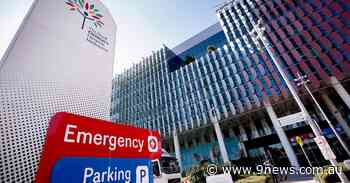 Young cancer patient diagnosed with COVID-19 at Royal Children's Hospital - 9News