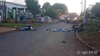 Uma das vítimas fatais de acidente no Universitário é Leandro Monteiro de 35 anos - CGN