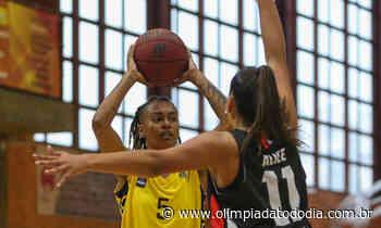 Raphaela Monteiro é cestinha e Débora dá show de assistências - Olimpíada Todo Dia