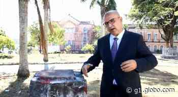 Carlos Monteiro promete revitalizar Centro Histórico de João Pessoa - G1