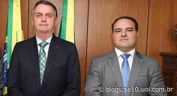 Bolsonaro indica Jorge Oliveira para a vaga de José Mucio Monteiro no TCU - Blog de Jamildo - NE10