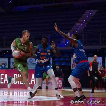 Basket, la cenerentola Biella sfida la corazzata Torino - ilbiellese.it