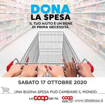 """A Biella e Trivero torna la raccolta alimentare """"Dona la Spesa"""" in favore delle persone in difficoltà - ilbiellese.it"""