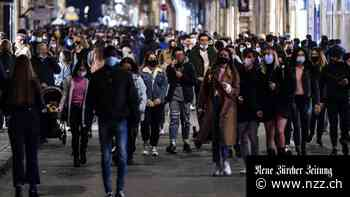 Kein Abendbierim Stehen – die zweiteCovid-Welle hat Italien erfasst