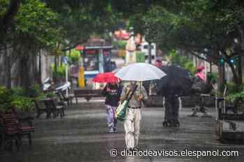 El extremo de una borrasca atlántica dejará en Canarias viento fuerte y lluvias a partir del martes - Diario de Avisos