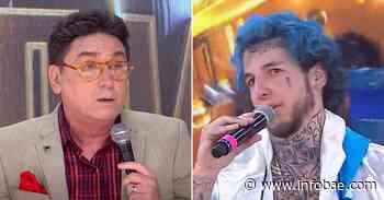 """Fuerte cruce entre Oscar Mediavilla y Alex Caniggia en el Cantando 2020: """"Vos sos un marmota"""" - infobae"""