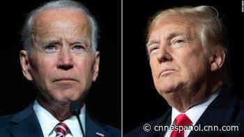 ANÁLISIS   El fuerte contraste entre Trump y Biden que mostró el duelo de foros - CNN