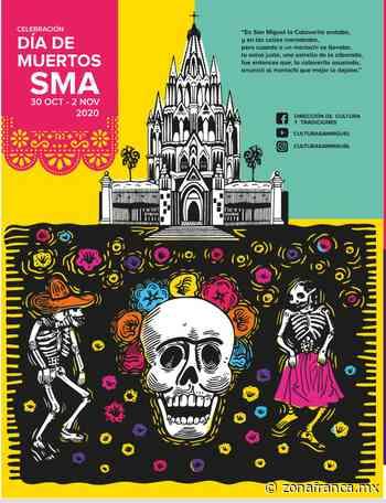 Con exposiciones culturales celebrarán Día de Muertos en San Miguel de Allende - Zona Franca
