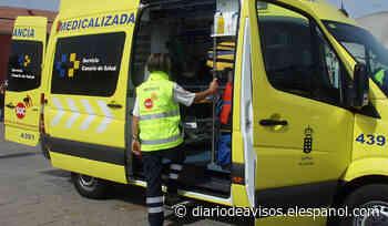 Un ciclista, herido grave al chocar contra un coche en San Miguel, en Tenerife - Diario de Avisos