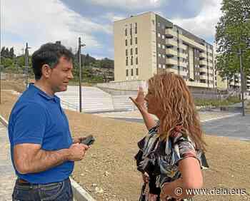 Basauri licita las obras del ascensor de San Miguel Oeste - Deia