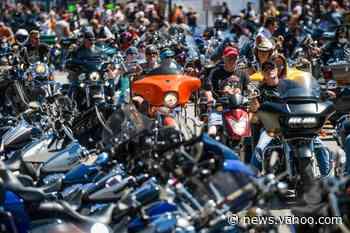 Sturgis Motorcycle Rally may have helped spread coronavirus across Midwest
