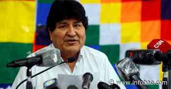 """Desde Buenos Aires, Evo Morales aseguró que el MAS tiene su propio sistema de conteo electoral: """"No caigamos en ningún tipo de provocación"""" - infobae"""