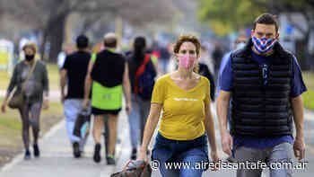 Coronavirus en Buenos Aires: con 50 muertes en las últimas 24 horas, ya son 4.520 los decesos en la Ciudad - Aire de Santa Fe