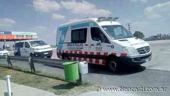 OSEP trasladó pacientes desde Buenos Aires - El Ancasti Editorial