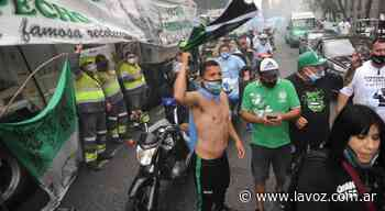 Día de la Lealtad: manifestantes paralizan las calles de Buenos Aires en la previa del acto principal - La Voz del Interior