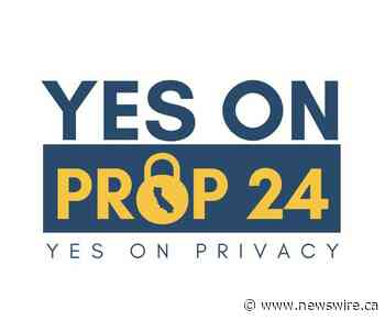 Yes On Prop 24 Campaign Announces Endorsements From CA Black Newspapers And Prominent Community Leaders Like The NAACP
