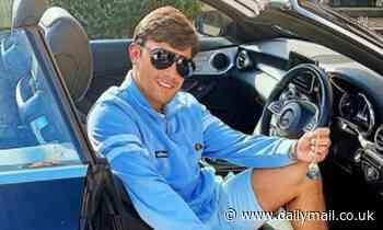 Love Island'sJack Fincham 'devastated' after a car crashes into his£35K Mercedes