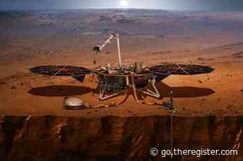 If you're feeling down, know that we've just buried a heat sensor in an alien planet. If NASA can get through Mars soil, we can get through 2020