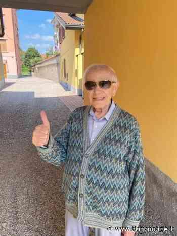 """Magenta: ciao """"Sciur"""" Macchi ! La redazione di TN vicina a Massimo ea tutti i suoi familiari - Ticino Notizie"""