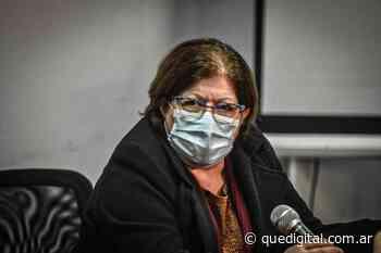 Coronavirus: por dos contactos estrechos, aíslan a la secretaria de Salud - QUÉ DIGITAL