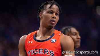 Auburn coach says Knicks doing their homework on Isaac Okoro