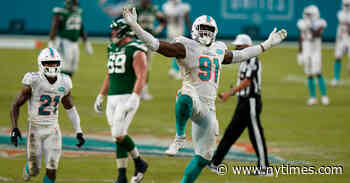 After Shutout Loss to Miami, Jets Stand as Only Winless Team