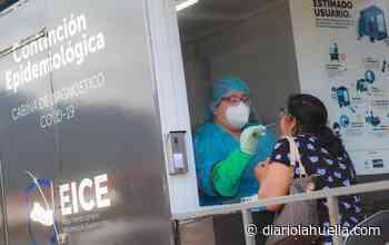Gobierno de El Salvador realiza pruebas gratis de Covid-19 en Guazapa - Diario La Huella