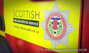 Fire crews tackle Aberdeenshire hay bale blaze - Press and Journal