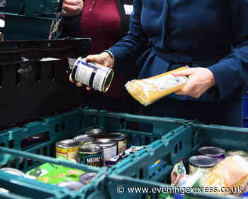 Aberdeenshire foodbanks set to go online with help of volunteer tech 'army' - Aberdeen Evening Express