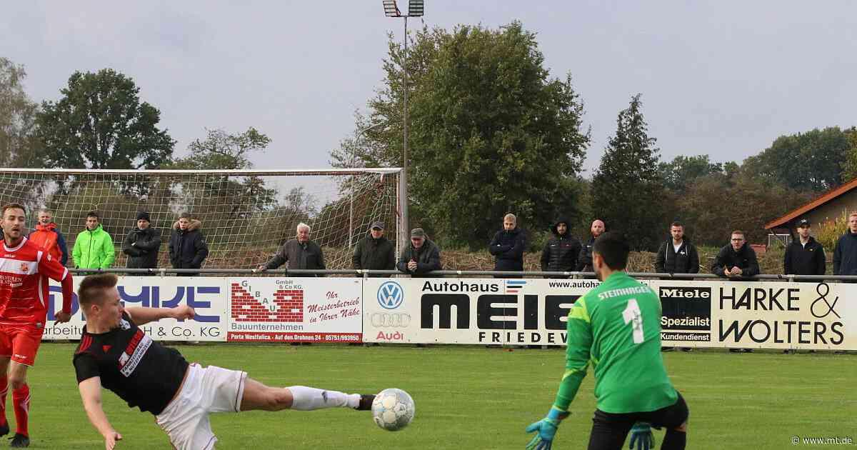 Landesliga: RW Maaslingen kassiert erste Saisonniederlage - 2:3 beim SV Heide Paderborn   Fußball - Mindener Tageblatt