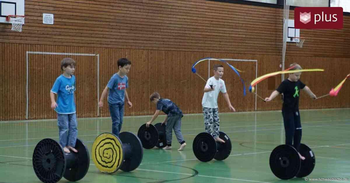 Kunterbunte Aktionen kommen beim Ferienprogramm in Meckenbeuren gut an - Schwäbische