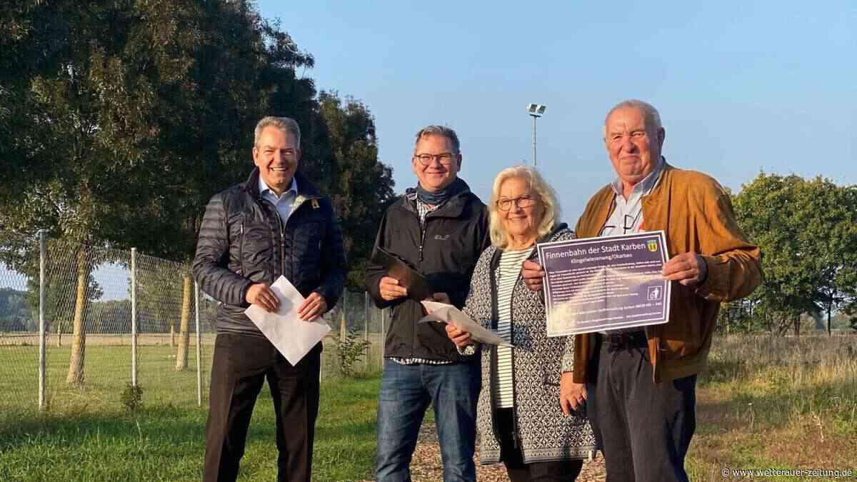 Erlebnispunkt an Nidda in Okarben - Wetterauer Zeitung