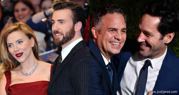 'Avengers' Cast to Assemble Again for Joe Biden Virtual Fundraiser!