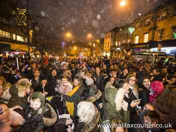 How lighting up for Christmas in Calderdale will continue but not with crowds - Halifax Courier