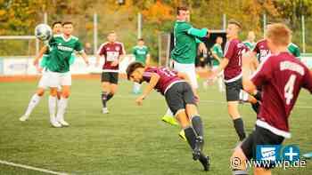 1:0 des VfL Bad Berleburg: Sogar von Edertal kommt Applaus - WP News