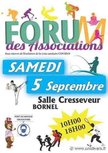 Forum des Associations Bornel - Unidivers