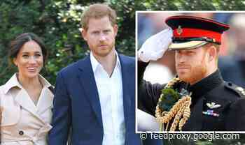 Prince Harry desperate for beloved royal role to be returned as part of Megxit overhaul