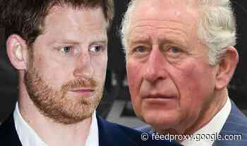 Prince Harry snub as Charles removes collectible named after him from Highgrove