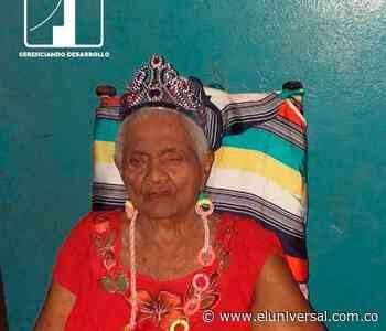 Muere cantadora de Arroyohondo a sus 100 años   EL UNIVERSAL - Cartagena - El Universal - Colombia
