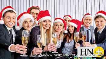 Helmstedt – Corona verdirbt Lust auf Weihnachtsfeiern? - Helmstedter Nachrichten
