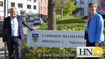 Neue Landesbeauftragte besucht Helmstedt - Helmstedter Nachrichten