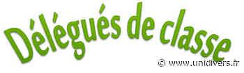 Formation des délégués 6e 5e Collège Jean Macé jeudi 19 novembre 2020 - Unidivers