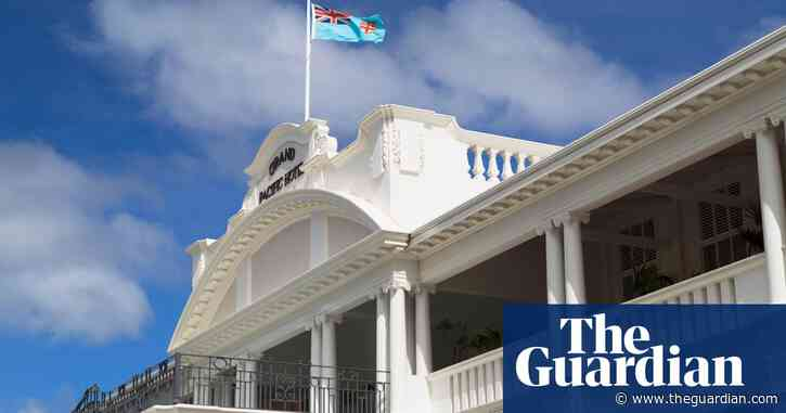Taiwan official in hospital after alleged 'violent attack' by Chinese diplomats in Fiji