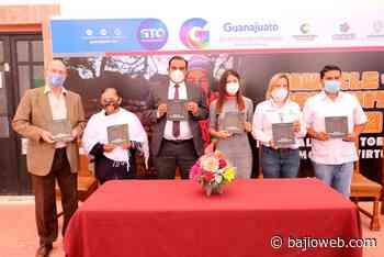 Presentan catálogo documental Sellos Ceremoniales en Pueblo Mágico de Comonfort - Bajioweb