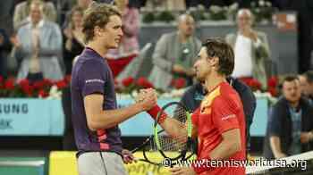 Alexander Zverev speaks on relationship with coach David Ferrer, future plans - Tennis World USA