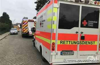 Brennende Möblierung auf Terrasse in Neuenhaus - Grafschafter Nachrichten