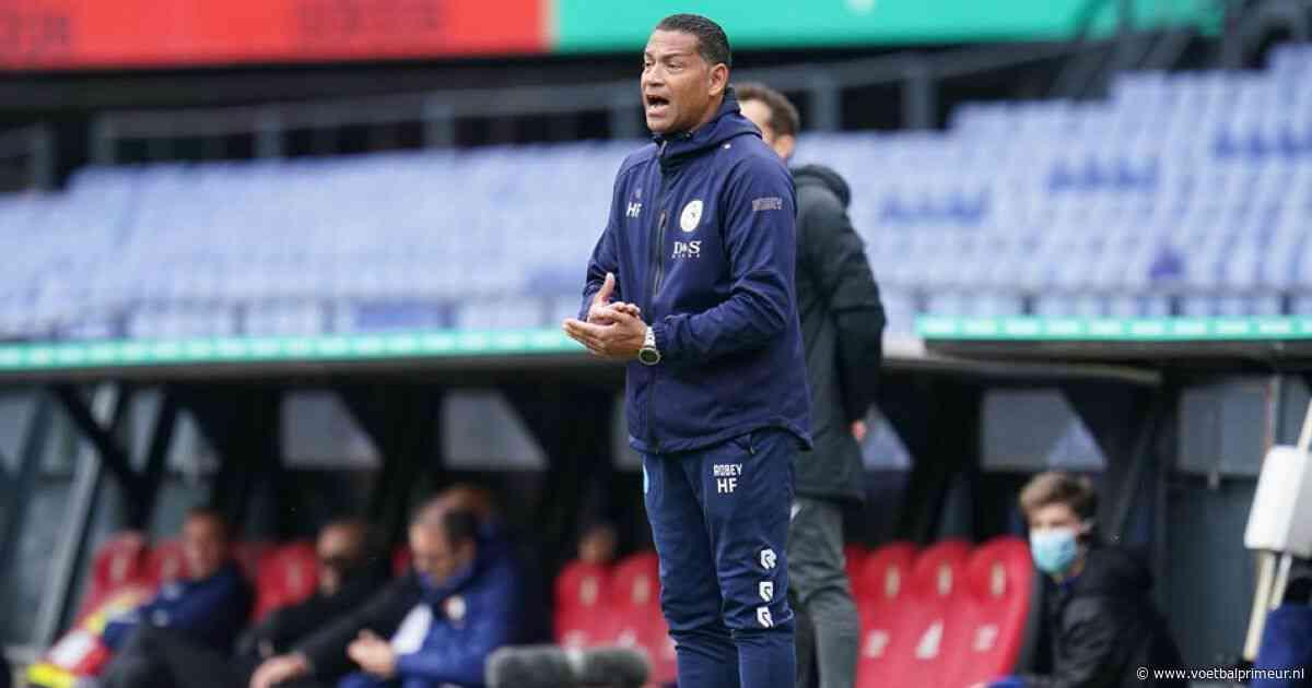 Fraser geeft visitekaartje af: 'Heeft verlangen trainer van Feyenoord te worden'