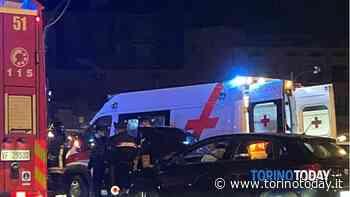 Nichelino, scontro tra auto all'incrocio: conducenti feriti - TorinoToday